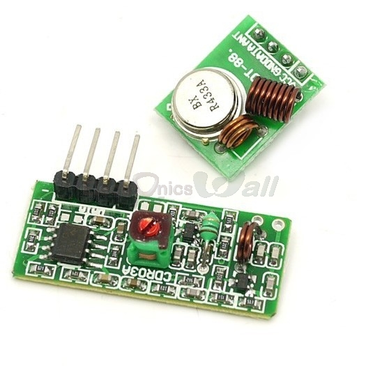 Ewall - 6 Channel Relay Module Arduino and Raspberry Pi/Node MCU