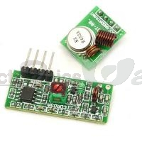433MHz Wireless TX and RX Module