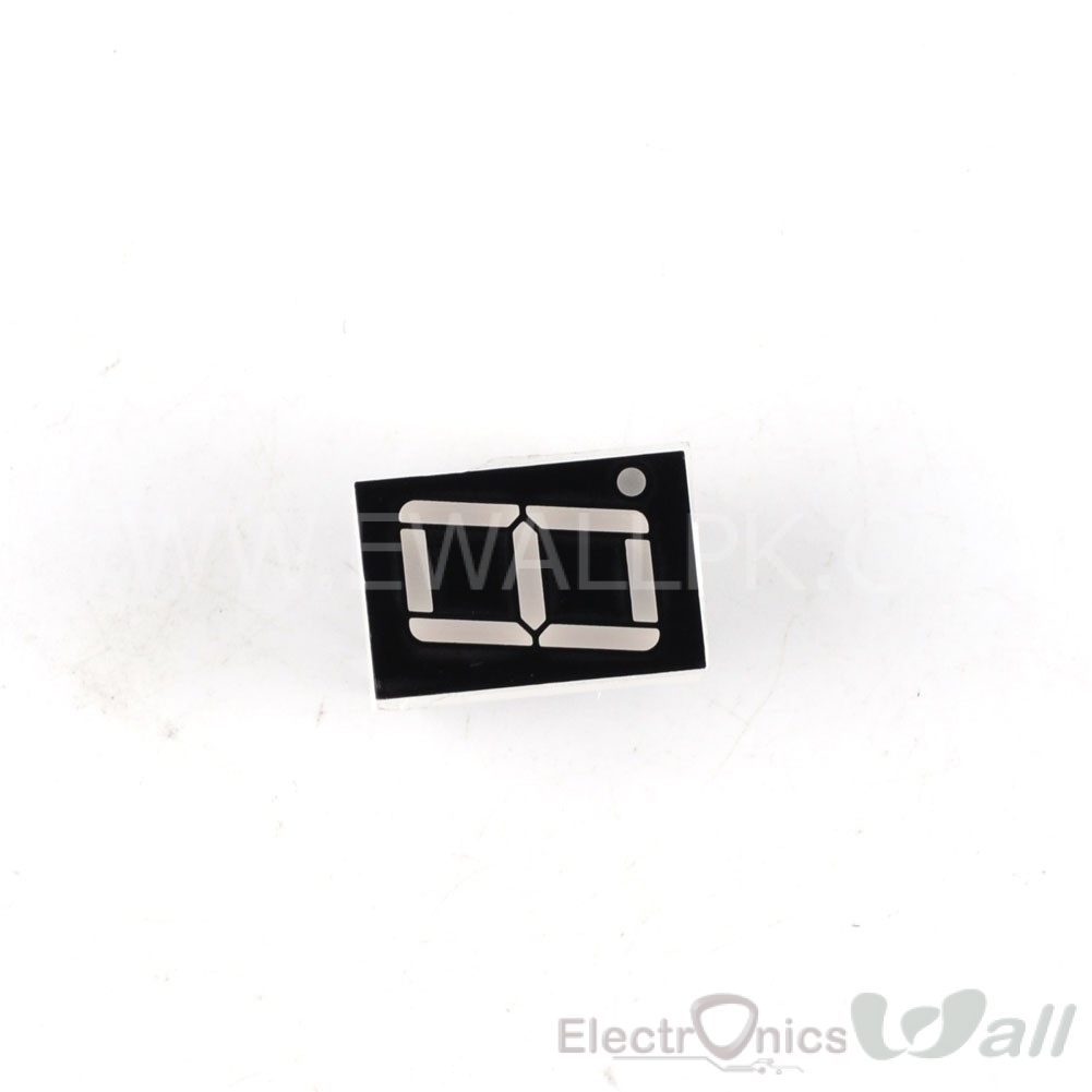 0.56 inch Common Cathod RED Seven Segment Display TOP-CC-5161AS