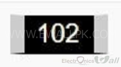 1K 0805 SMD Resistor ( 20pcs packet)