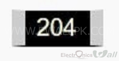 200K 0805 SMD Resistor( 20pcs packet)