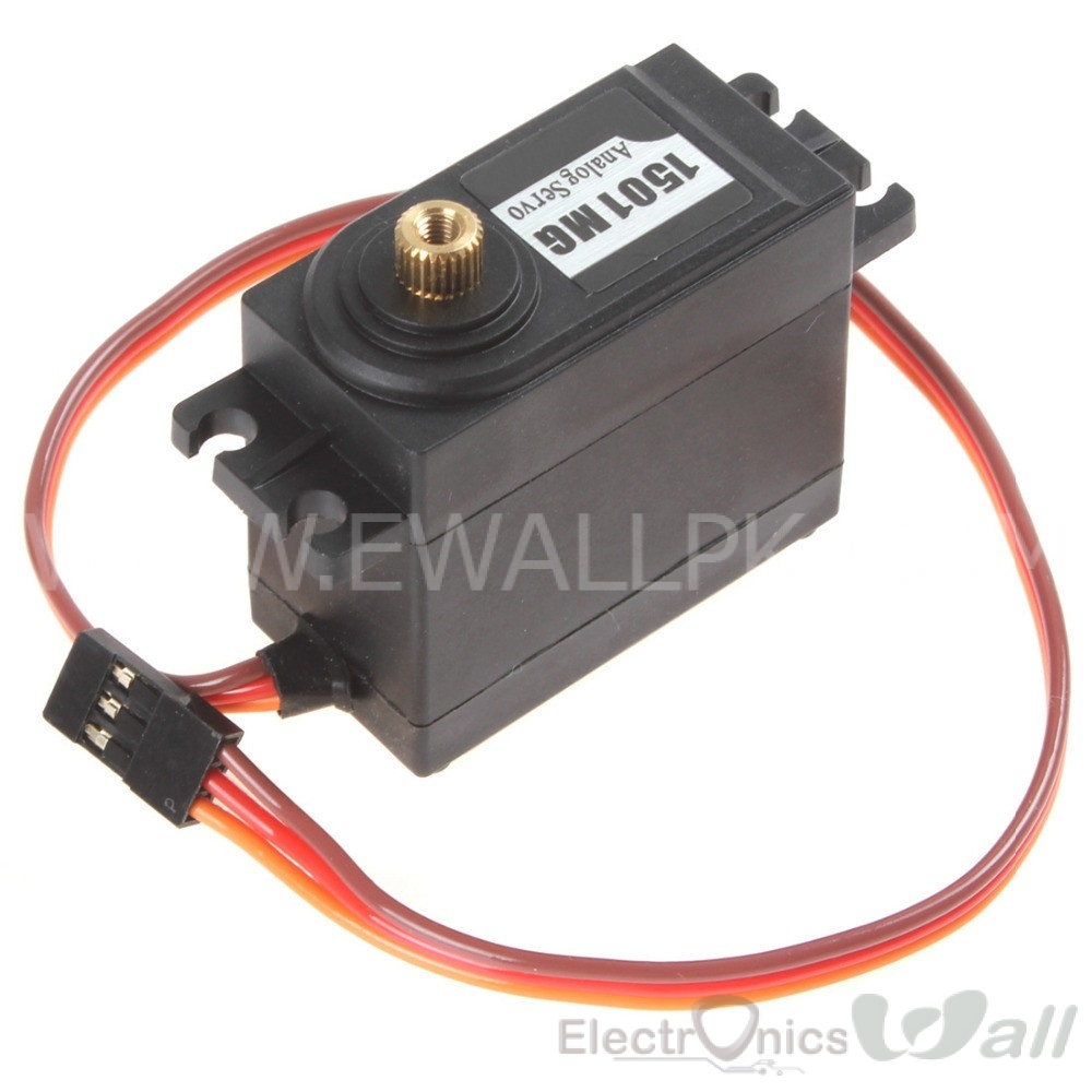 17 Kg·Cm Power HD High-Torque Servo 1501MG