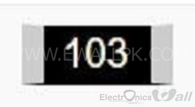 10K 0805 SMD Resistor( 20pcs packet)