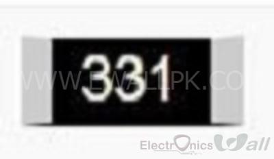 330 0805 SMD Resistor( 20pcs packet)