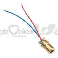 Mini 650NM 3v Head Laser Diode