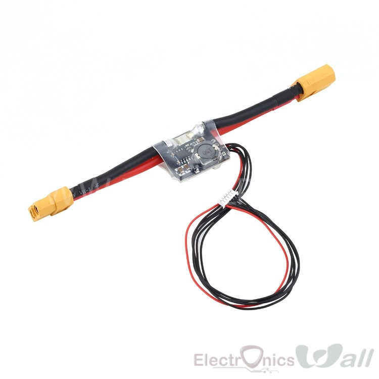 Power Module w/BEC for APM 2.5/2.6/2.8 Ardupilot (90A)