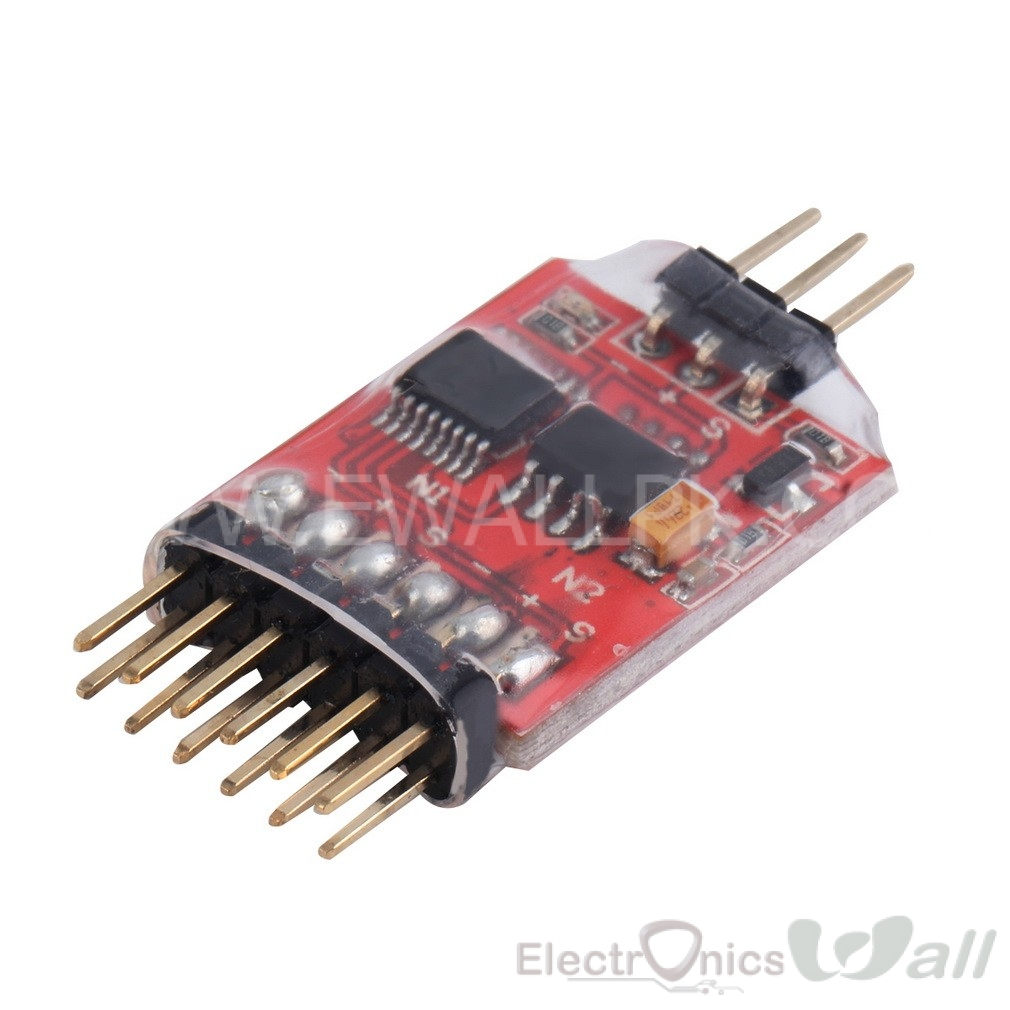 3 Channel / Way Video Switch Module for FPV