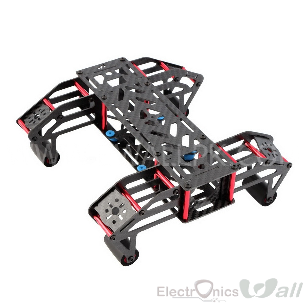 FPV M250-C30 250mm Fully Carbon Fiber Mini Racing Quadcopter Frame