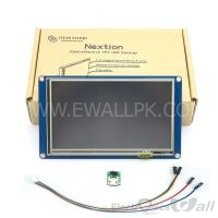 Nextion 5 inch Serial HMI TFT Touch Panel LCD