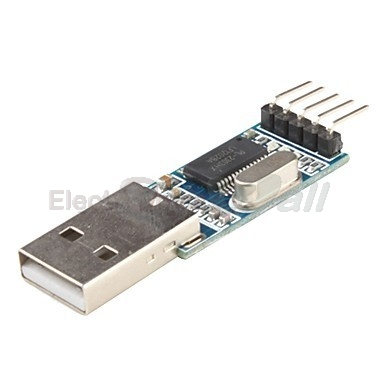 PL2303, USB to RS232 TTL Converter Module