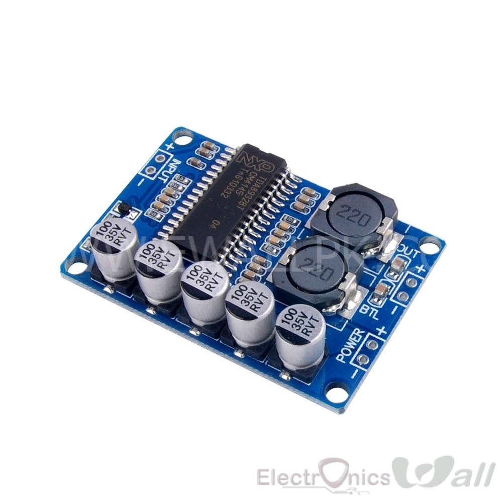 High Power 35W Audio Amplifier Board Module