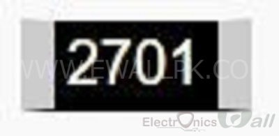 2.7k 0805 SMD Resistor( 20pcs packet)