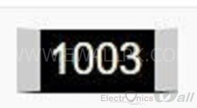100k 0805 SMD Resistor( 20pcs packet)