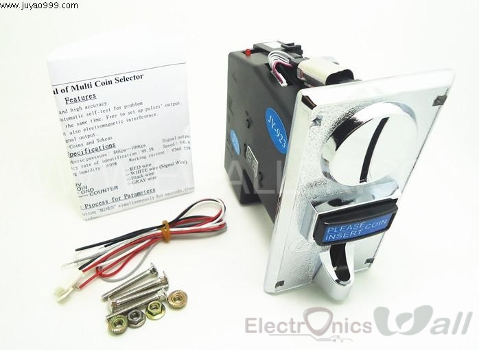 Ewall - General Electronic Parts