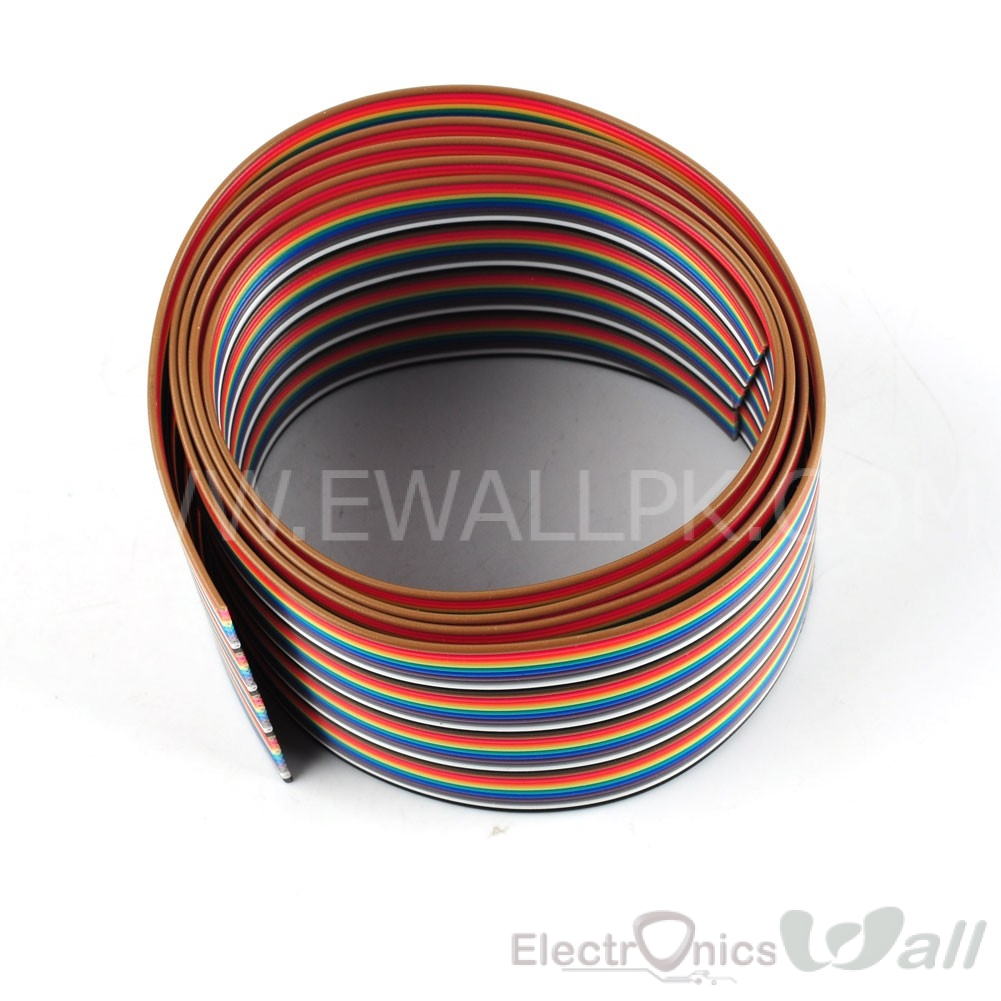40 wires Dupont Jumper Wire 1M