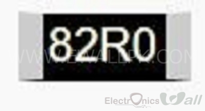 82 0805 SMD Resistor( 20pcs packet)