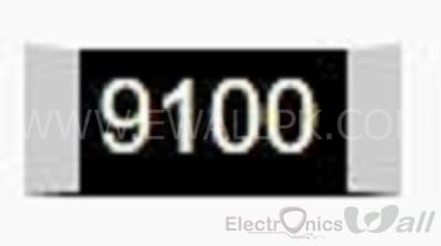 910 0805 SMD Resistor( 20pcs packet)