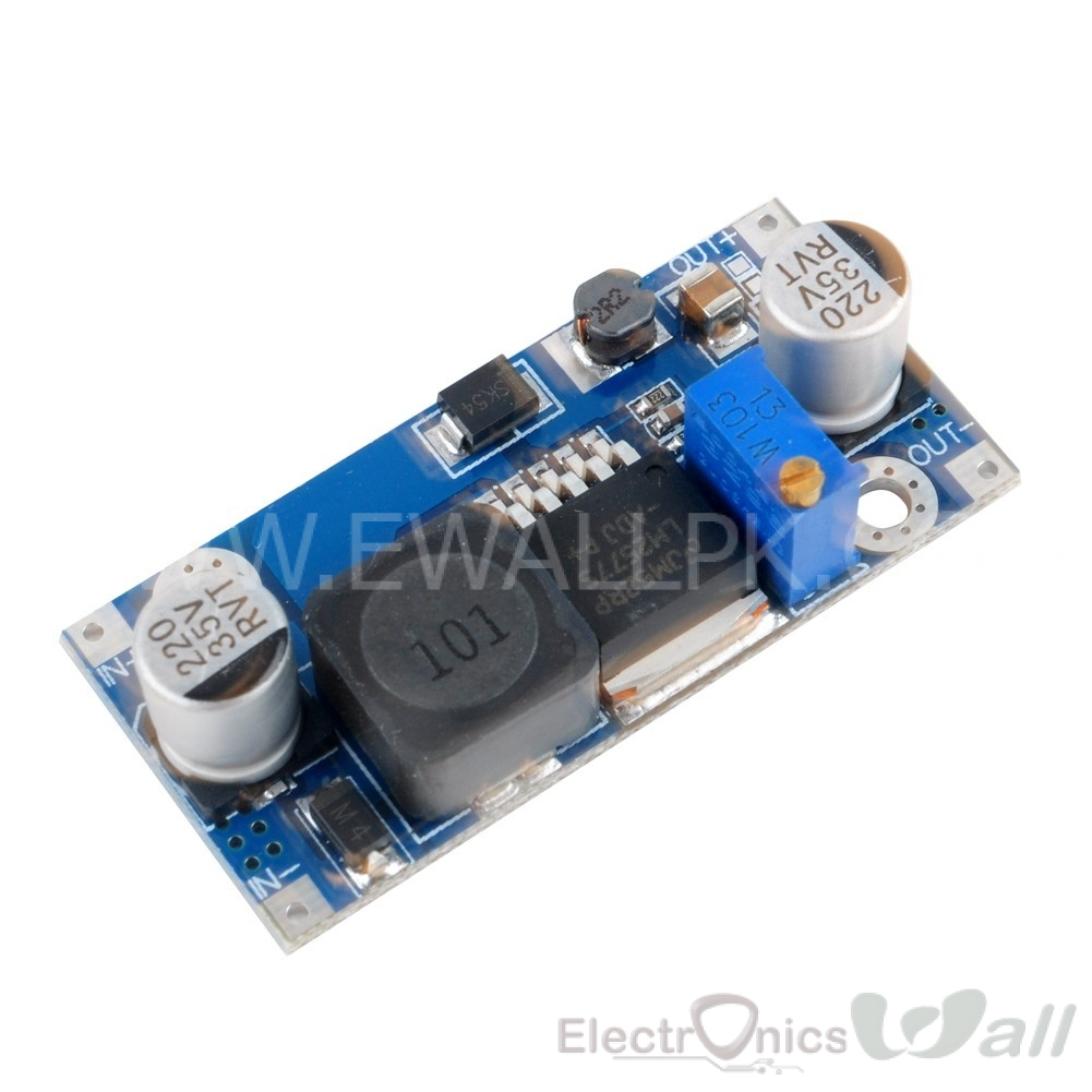 2.5A Boost/ Step up LM2577 dc-dc (dc to dc) Adjustable step-up (step up) Power Converter Module
