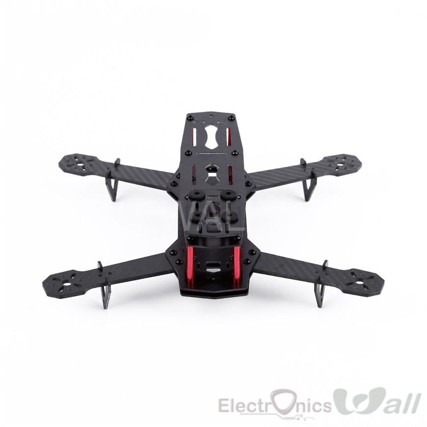 EW250 3K Carbon Fiber FPV Quadcopter 250mm Frame