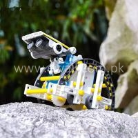 DIY 13 in 1 Solar Power Robot Toy Kit Educational Solar New Robot Scorpion Tank DIY Assembly