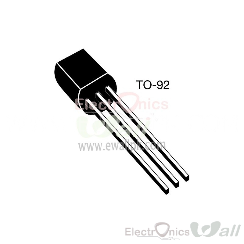 BC516 PNP Darlington Transistor TO92